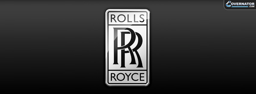 rolls-royce logo Facebook cover
