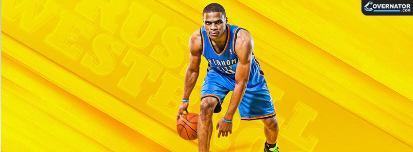 Russell Westbrook Facebook Cover