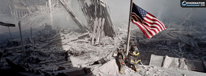 9/11 Tragedy Facebook Cover