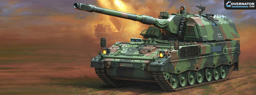 Panzerhaubitze 2000 Facebook cover