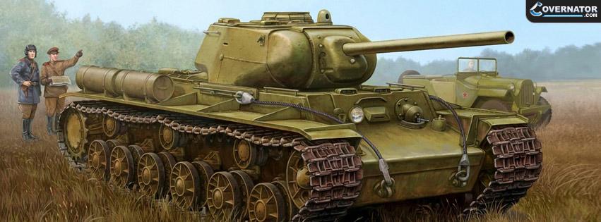 KV-85 Facebook cover