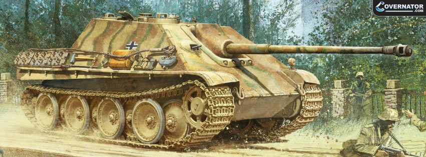 Jagdpanther Facebook cover
