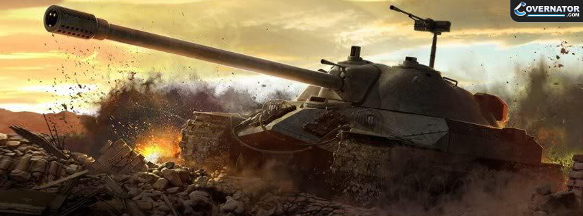 IS-7 Facebook cover