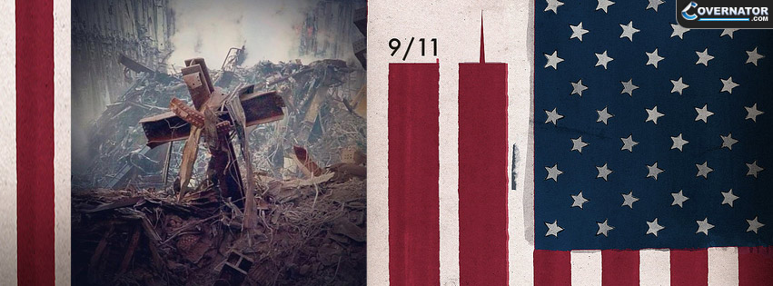 We Remember 9/11 Facebook Cover