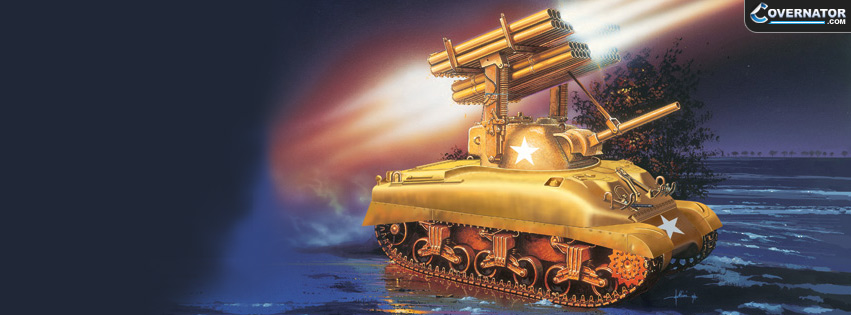 t34 Calliope Facebook Cover