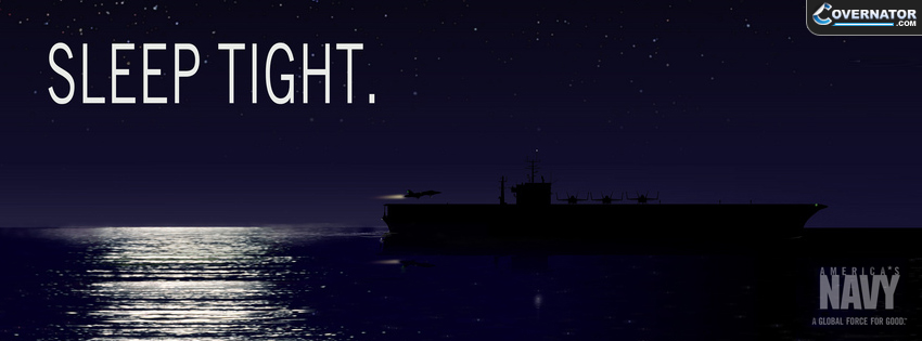 sleep tight. Facebook cover