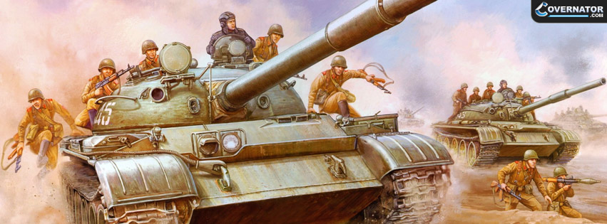 soviet attack Facebook cover