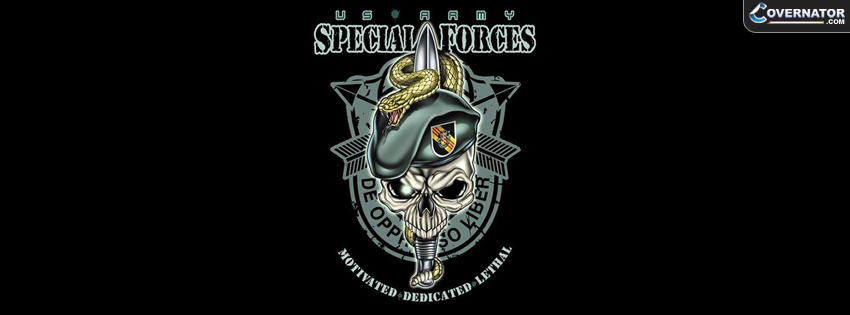 special forces Facebook cover