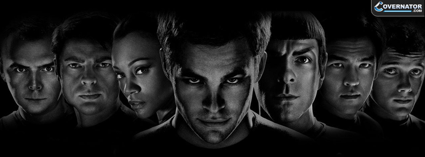 star trek into the darkness Facebook cover