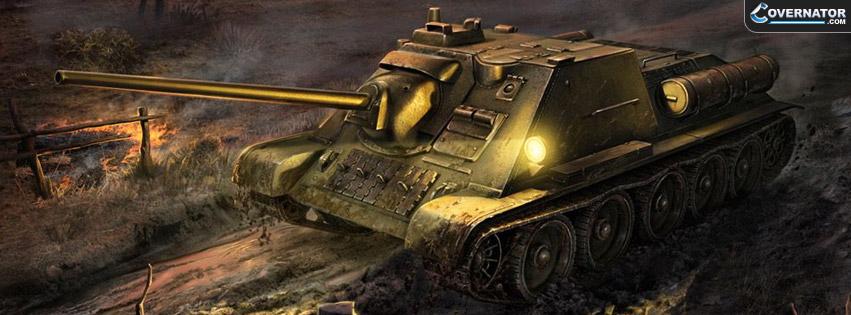 SU-85 Facebook cover
