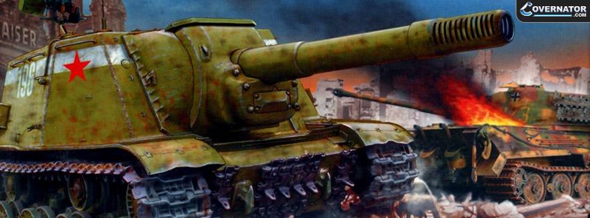 ISU-152 Facebook cover