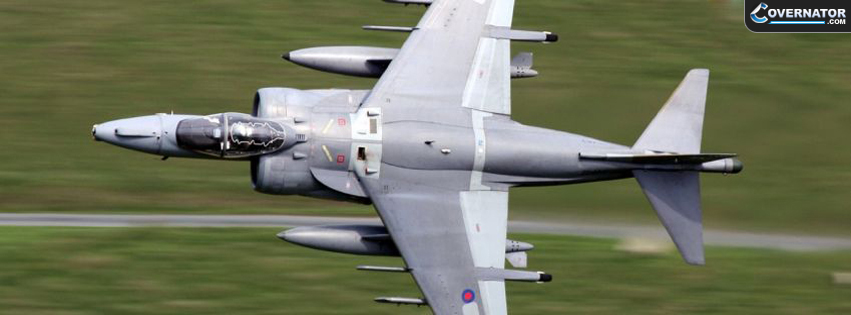 Harrier II AV-8B Facebook Cover