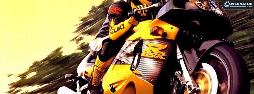 Suzuki R Gsx Facebook Cover