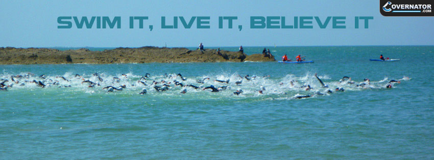 Swim It, Live It, Believe It Facebook cover