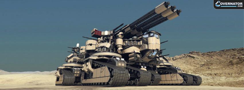 Tarantula Tank Facebook Cover