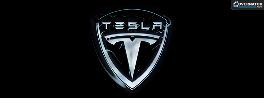 Tesla motors Facebook cover