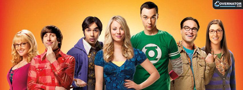 The Big Bang Theory Facebook Cover