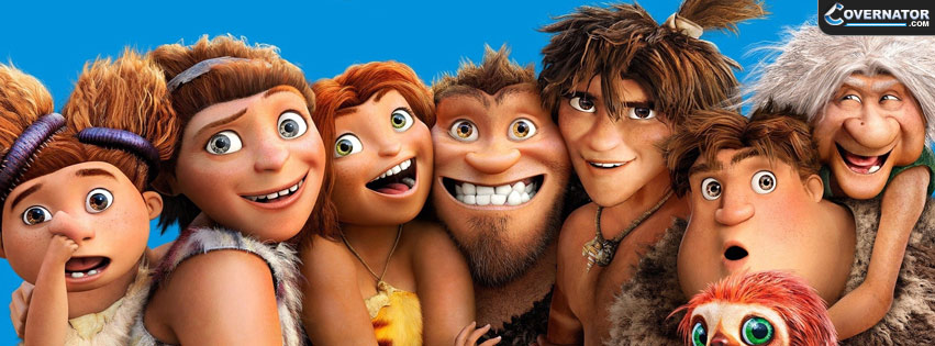 the croods Facebook cover