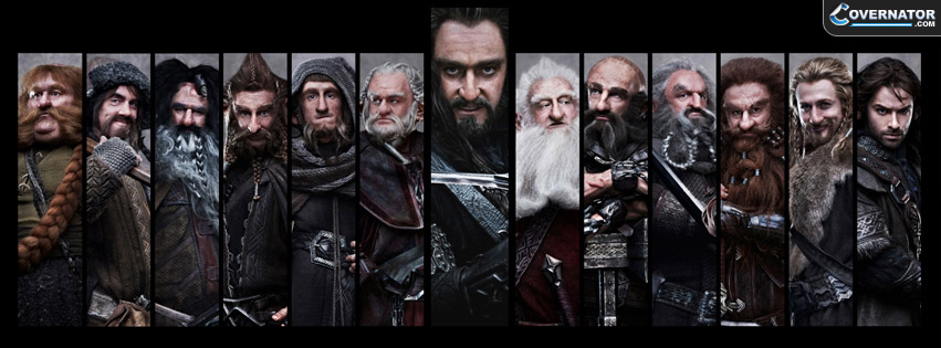 The Hobbit Facebook cover