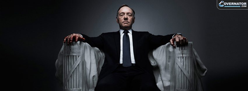 house of cards Facebook cover