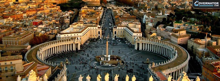 Vatican City Facebook cover
