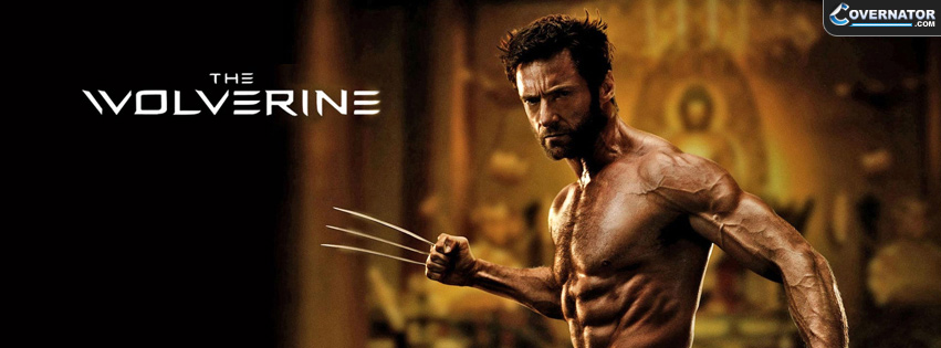 The Wolverine Facebook Cover