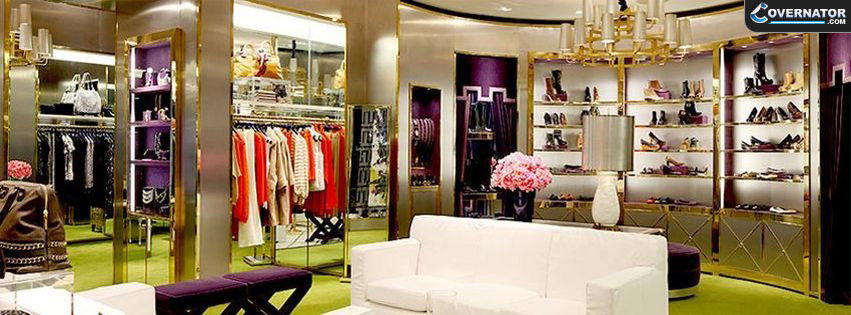 tory burch store: new york Facebook cover