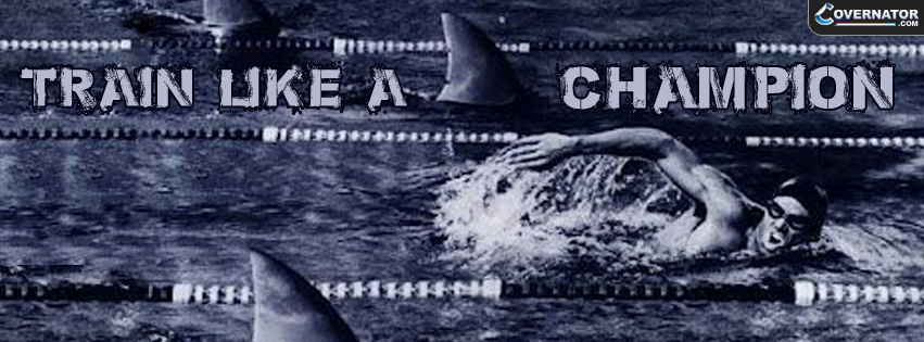 Train Like a Champion Facebook cover