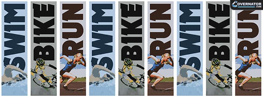 Triathlon: The True Sport Facebook cover