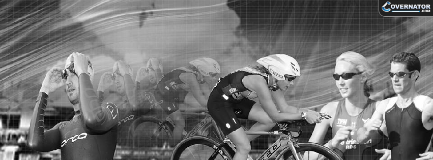 This is what Triathlon is all about Facebook cover