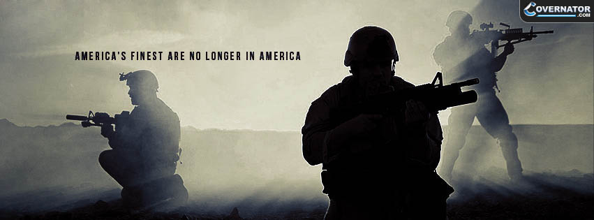 America's Finest Are No Longer In America Facebook Cover
