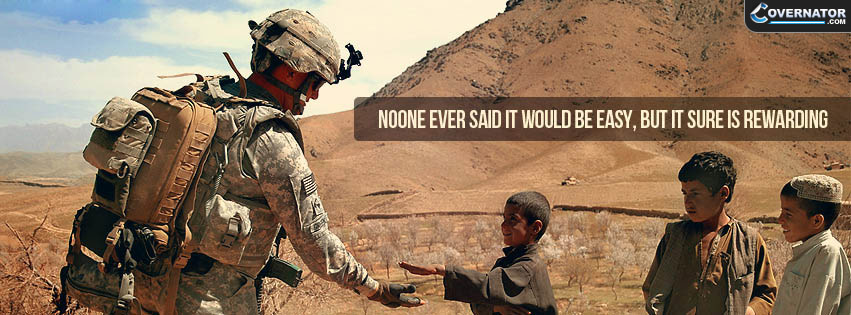 noone ever said it would be easy, but it sure is rewarding Facebook cover