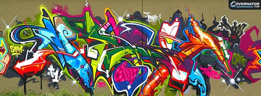 graffiti Facebook cover