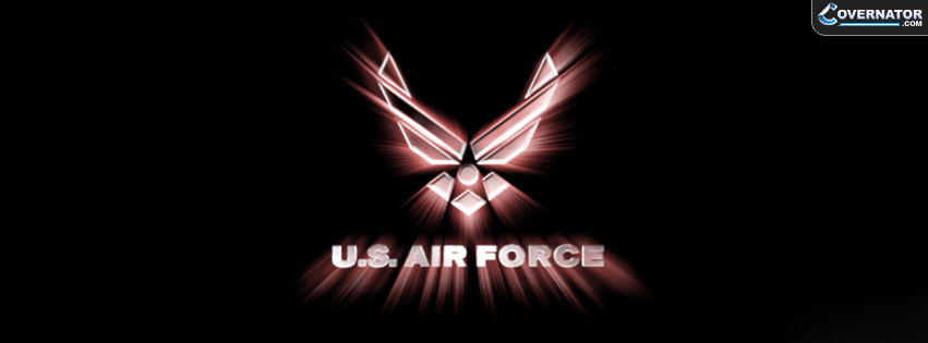 US air force Facebook cover