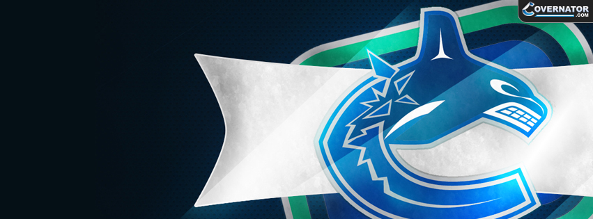 Vancuver Canucks Facebook Cover