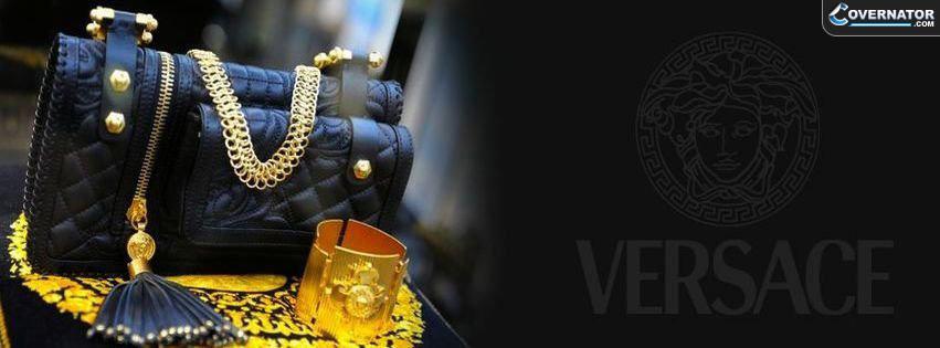 versace handbag Facebook cover