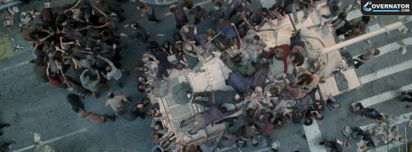 the walking dead tank Facebook cover