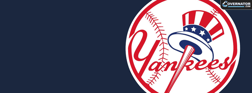 New York Yankees Facebook Cover