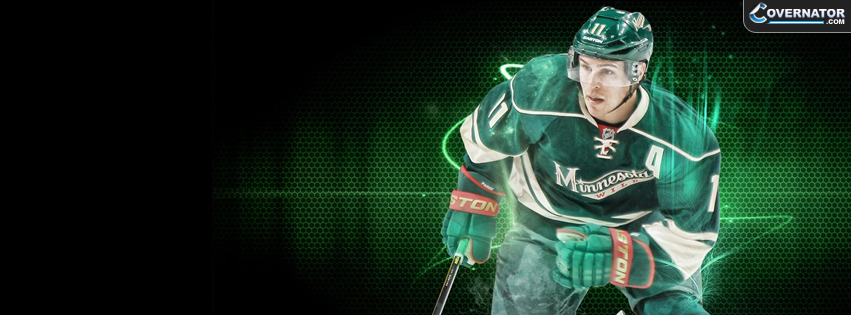 zach parise Facebook cover