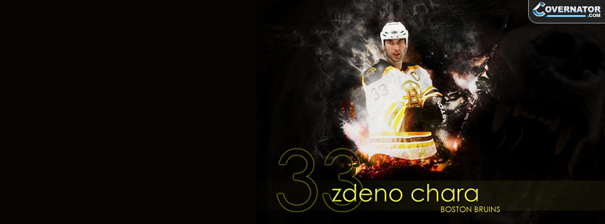 Zdeno Chara Facebook Cover