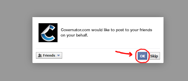 Allow covernator.com to automatically add cover